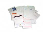 Impresos administrativos <br><small>Cartas, pedidos, albaranes, facturas y recibos