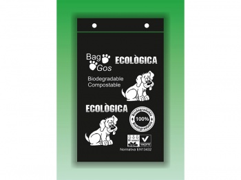 Bosses canines 100% biodegradables i compostables