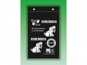 Bosses canines bioplàstiques ecològiques 100% compostables
